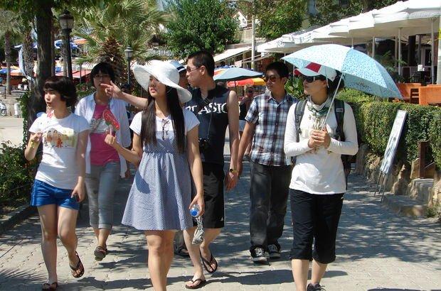 asya ülkeleri, turist, turizm