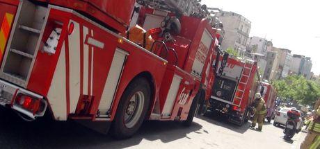 Taksim'de trafik polisi ve itfaiyecinin tartışması ceza ile sonuçlandı
