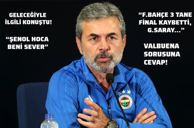 Aykut Kocaman Fenerbahçe