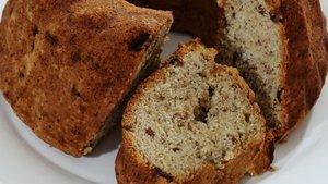 Üzümlü kek tarifi: Üzümlü fındıklı pastane keki nasıl yapılır? Kek kaç kaloridir?