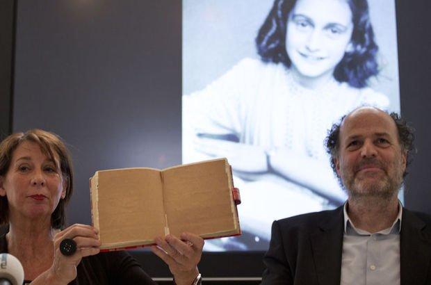 Anne Frank'ın 2 sayfası bulundu