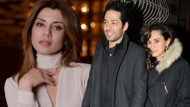 Gokce bahadir is dating who