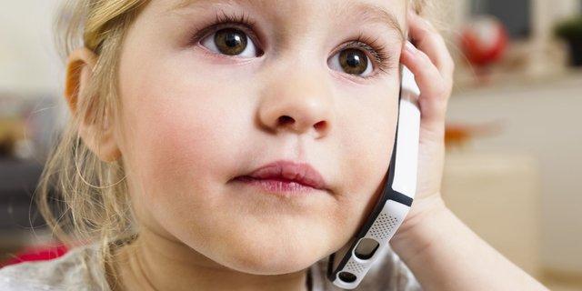 Çocuklar için üretilmiş telefonlar