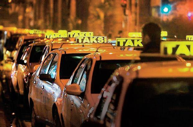 taksi taciz