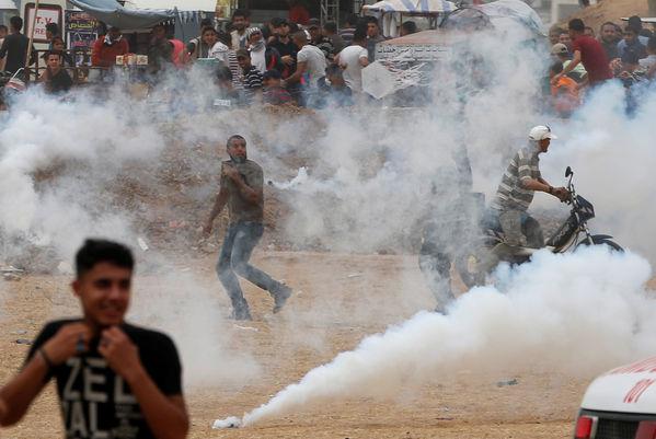 Tanklara karşı taşla direniş: Birinci intifada