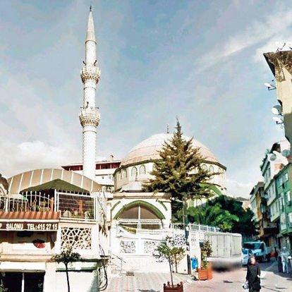 Kubbeli Camii