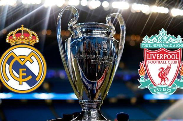 Real Madrid Liverpool maçı