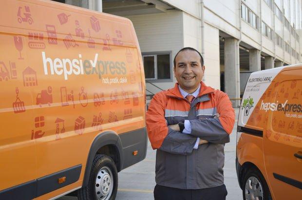 Hepsiexpress e-ticaret