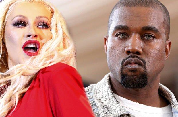 Christina Aguilera -  Kanye West