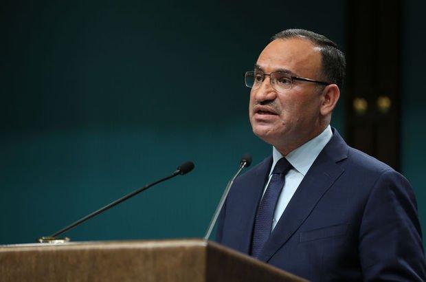 Bozdağ'dan CHP'nin adayı İnce'ye yanıt