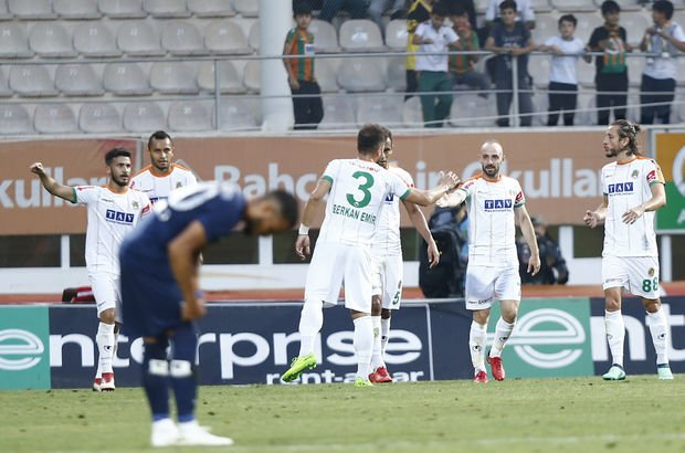 Alanyaspor Antalyaspor