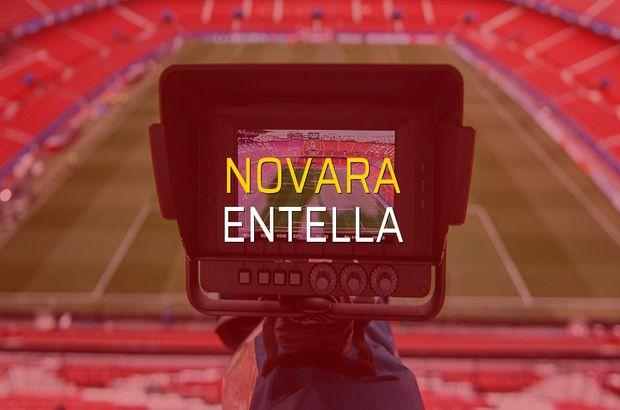 Novara - Entella rakamlar