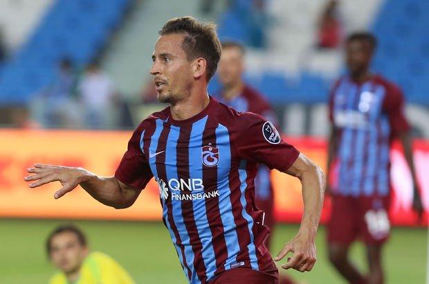 Trabzonspor Karabükspor canlı goller