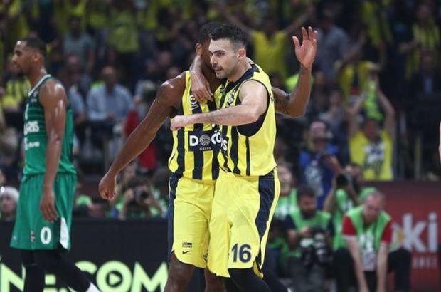 Fenerbahçe Doğuş Zalgiris MAÇ ÖZETİ   Fenerbahçe Doğuş Euroleague Final Four finalinde!