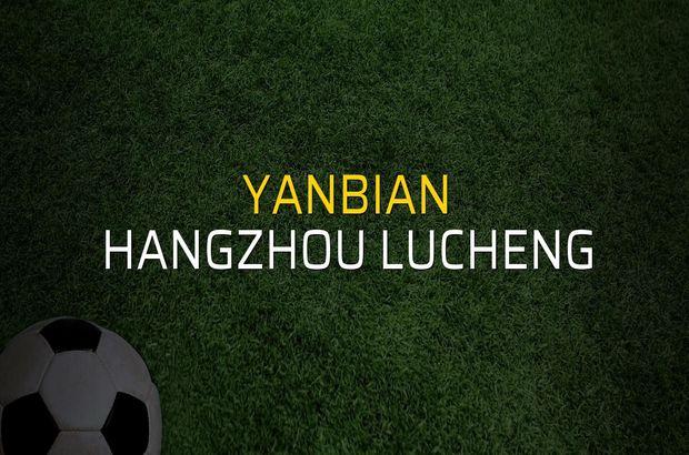 Yanbian - Hangzhou Lucheng sahaya çıkıyor