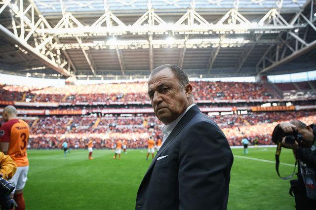 Fatih Terim, 'Nerede kalmıştık?' tweet'i atarak döndüğü Galatasaray'da 7. şampiyonluğunu kazandı! Galatasaray Son Dakika Haberleri! Galatasaray haberi