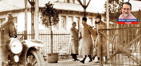 İşte, Mustafa Kemal Paşa'ya verilen Samsun talimatının Sultan Vahideddin imzalı orijinal nüshası
