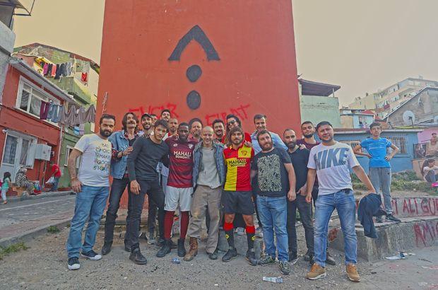 Göztepeli Futbolcular Çukur Dizisinde ile ilgili görsel sonucu