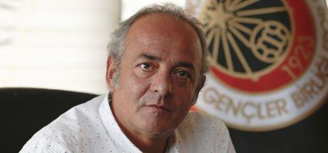 """Gençlerbirliği Başkanı Murat Cavcav: """"1. Lig'e düşen bu takım seneye benimle Süper Lig'e çıkacak"""""""