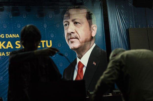 Erdoğan'a o ülkeye ziyareti öncesi suikast ihbarı!