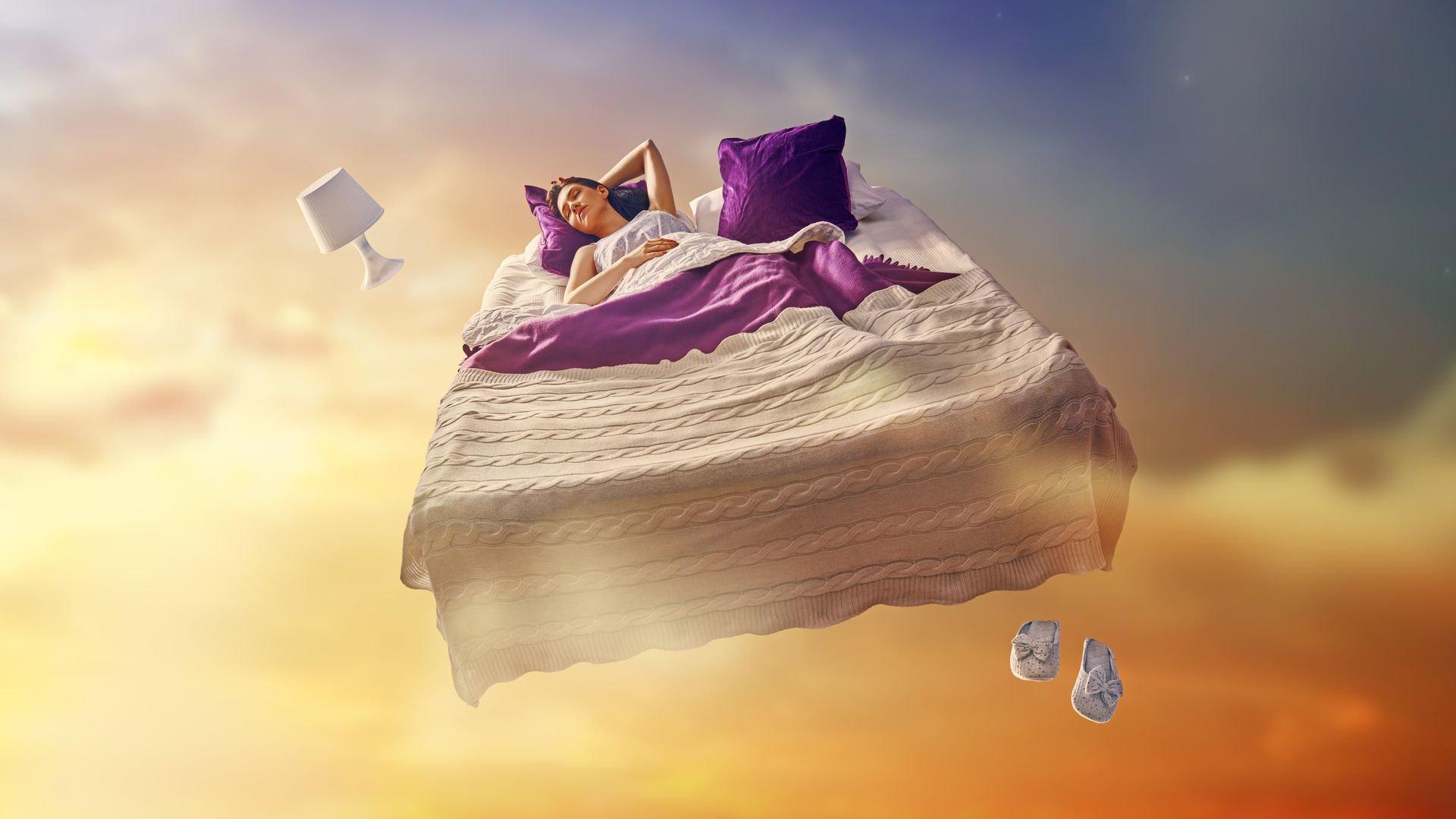 Uykuya dalarken düşme hissi neden oluşur
