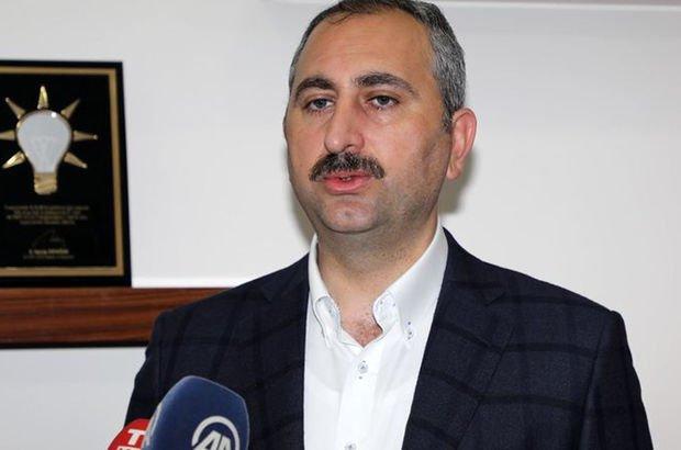 Adalet Bakanı Gül'den İnce'nin iddialarına yanıt