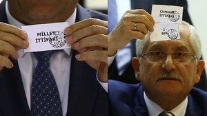 24 Haziran seçimlerinde ittifak ve siyasi partilerin pusuladaki yerleri belli oldu