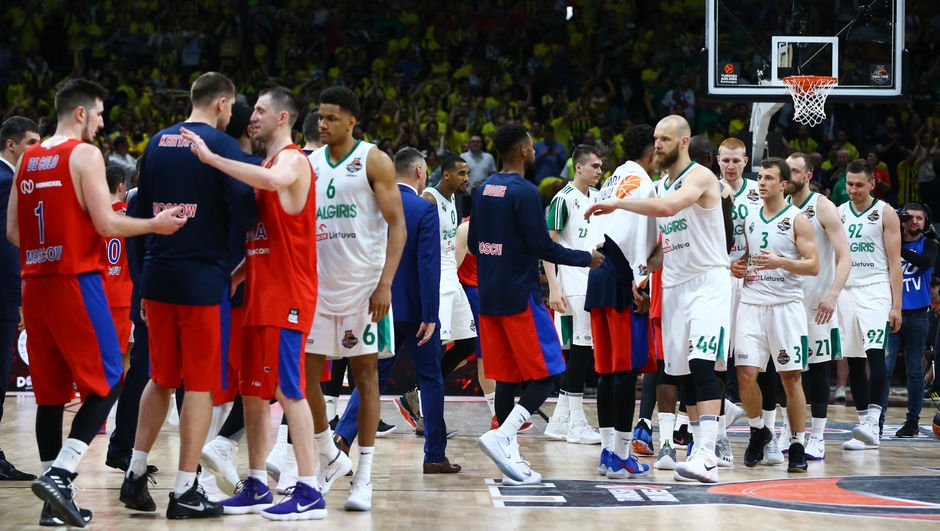 Zalgiris Kaunas, CSKA'yı devirdi!