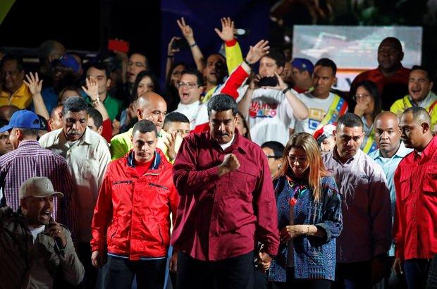 Devlet Başkanı Maduro kazandı, muhalefet itiraz etti!