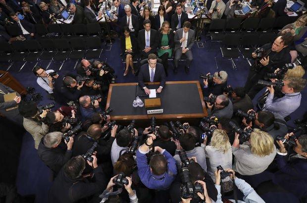 Zuckerberg'in Avrupa'daki ifadesi canlı yayınlanacak!