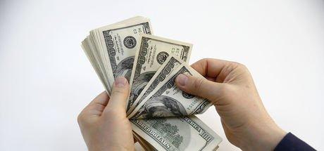 Dolar yükseliyor, 4.60'tan döndü