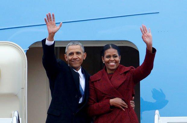 Obama ailesi medya ve eğlence sektörü yapımları için Netflix ile anlaştı