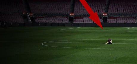 Andres Iniesta'dan Barcelona ve Camp Nou'ya duygusal veda