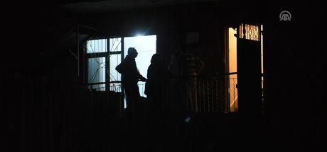 Malatya'da çocuklarını rehin alan babayı polis ikna etti