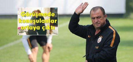 Galatasaray'ın kaderini değiştiren telefon!