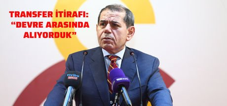 Dursun Özbek: Fatih Terim'i getiren yönetimiz