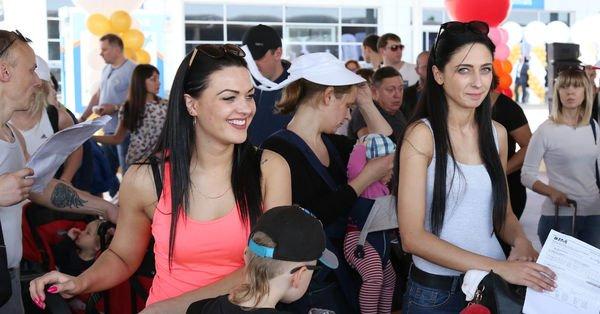 Antalya 2 milyon turisti aştı