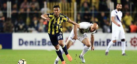 Fenerbahçe'nin en istikrarlısı Josef