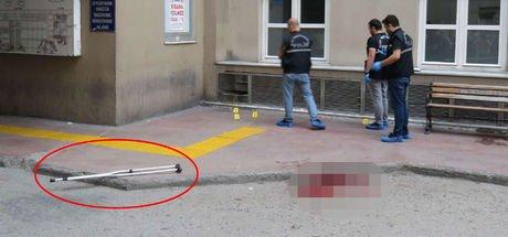 Son dakika: Ümraniye Eğitim Araştırma Hastanesi önünde silahlı saldırı