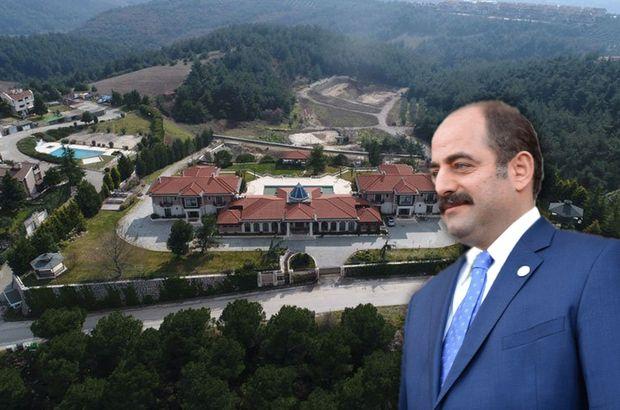 FETÖ'nün malikanesinde Zekeriya Öz detayı!