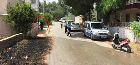 Antalya son dakika: Akıllara durgunluk veren olay! Korkusundan mahalleyi yakıyordu
