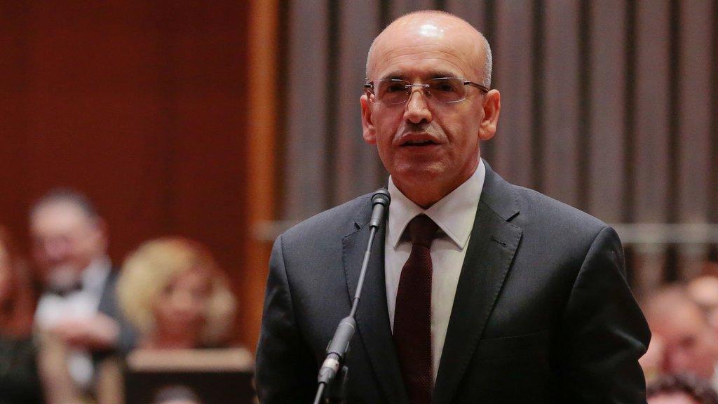 Liste dışı kalan Mehmet Şimşek'ten ilk açıklama