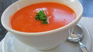 Domates çorbası tarifi: Ev yapımı kremalı domates çorbası nasıl yapılır? Kalorisi ve faydaları...