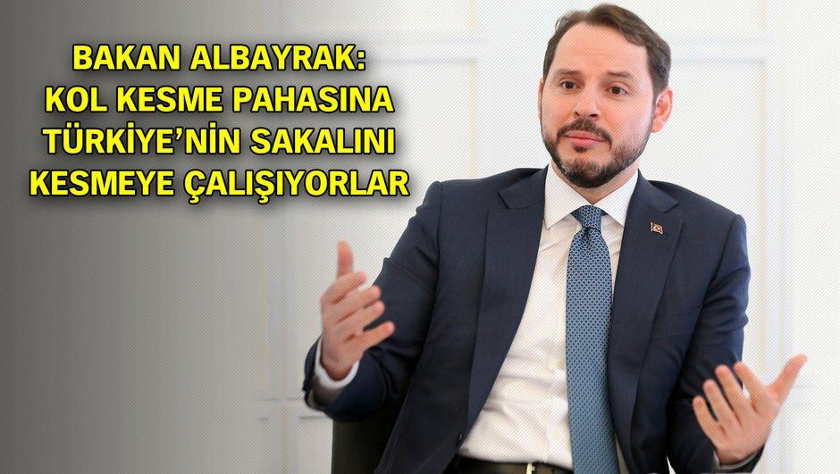"""""""Kol kesme pahasına Türkiye'nin sakalını kesmeye çalışıyorlar"""""""