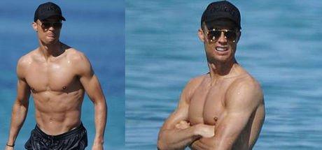 Ronaldo'dan fit ve sağlıklı kalmanın ipuçları