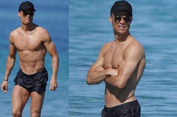 İşte Ronaldo'nun gücünün sırrı