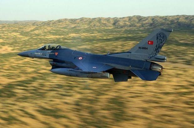 Son dakika: TSK'dan Siirt'te hava harekatı!