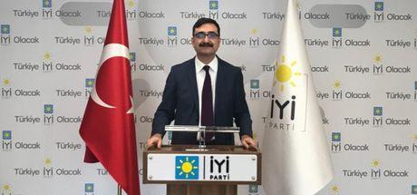 İYİ Parti adayı Naim Erem istifa etti