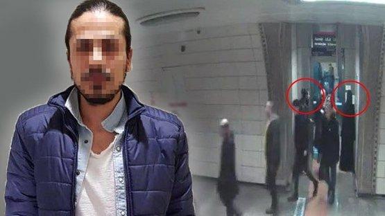 Metroda asansör bekleyen kadına tükürmüştü... Hapsi isteniyor!