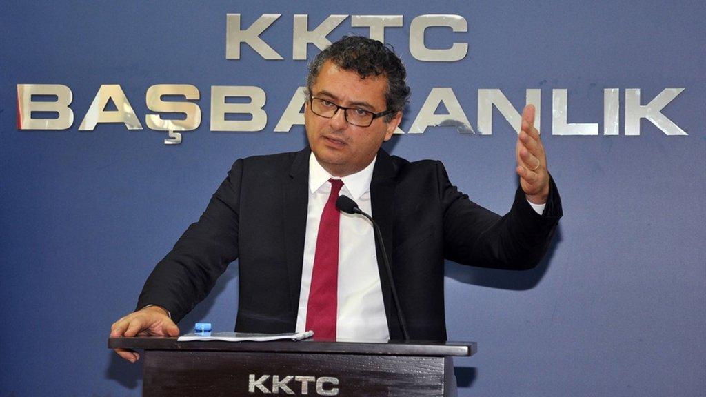 KKTC Başbakanı: Kur sabitlemesi gündemimizde